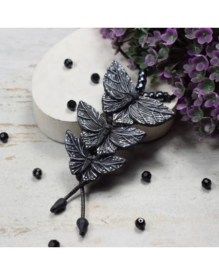 Wisiorek Motyle